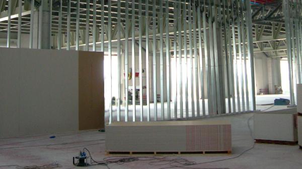progettazione e posa pareti